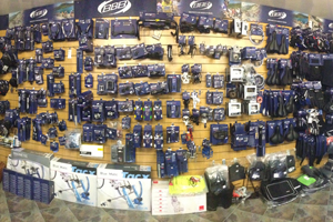 Large Selection of BBB parts in stock